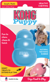 KONG Puppy Small Blauw