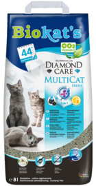 Biokat's Diamond Care Multicat 8 ltr.