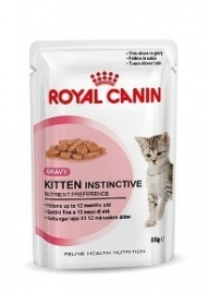 Royal Canin natvoer Kitten Instinctive