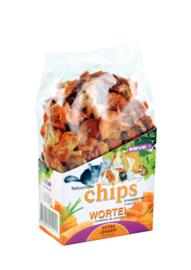 ESVE knaagdierchips wortel 80 gram