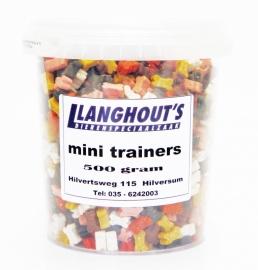 Langhout's Minitrainers 500 gram