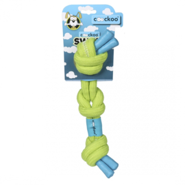 Floss Toy Coockoo Swing Groen