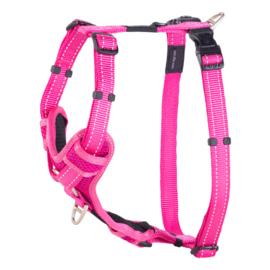 Rogz 4 Dogz Control Harness Roze