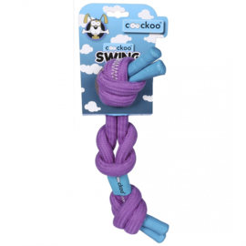 Floss Toy Coockoo Swing Paars