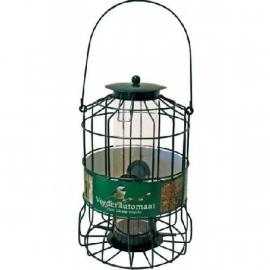 Zaadsilo beschermkooi voor kleine vogels