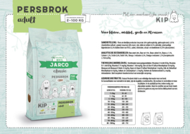 Jarco Classic Persbrok Adult Kip
