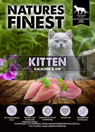 Kitten Kalkoen en Kip 300 gram