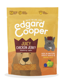 Edgard & Cooper Snacks Jerkey Chicken 150 gram