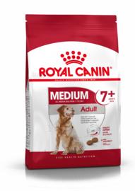 Royal Canin Medium Adult 7+ 4 kg.