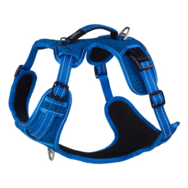 Rogz 4 Dogz Explore Harness Blauw