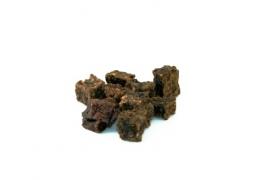 Carnis hondensnacks konijnenvlees blokjes 200 gram.