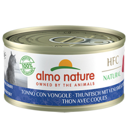 Almo Nature HFC Tonijn met Mosselen (10 stuks)