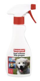 Beaphar Snel Schoon 250 ml.