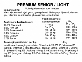 Langhout's Senior / Light