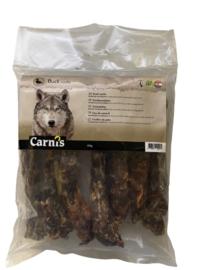 Carnis hondensnacks eendennekken 250 gram.