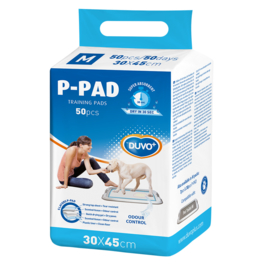 Duvo Puppy Pads 30x45 cm (50 stuks)