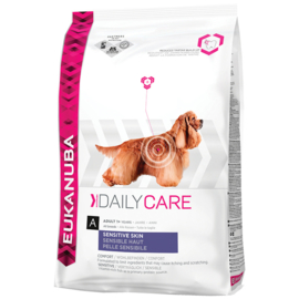 Daily Care Sensitive Skin 12 kg.