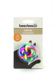 Kattenspeeltje Latex lichtbal