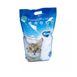 Duvo+ Silica kattenbakvulling 5 ltr