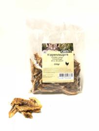 Carnis hondensnacks Kippenvleugels 250 gram.