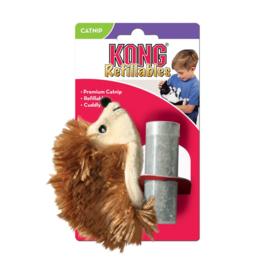 Kong refillables Hedgehog bruin