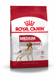 Royal Canin Medium Adult 4 kg.