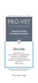 Pro-Vet Struvite 750 gram
