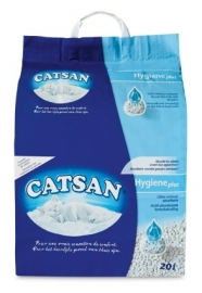 Catsan Hygiene 20 ltr.