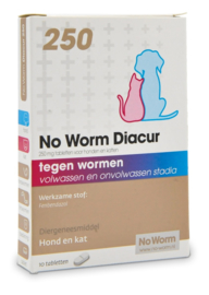 Emax No Worm Diacur 250