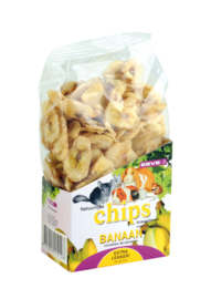 ESVE knaagdierchips banaan 80 gram