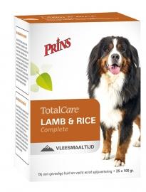 Prins Total Care Lam & Rijst 2,5 kg.