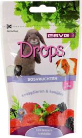 ESVE drops bosvruchten 75 gram.
