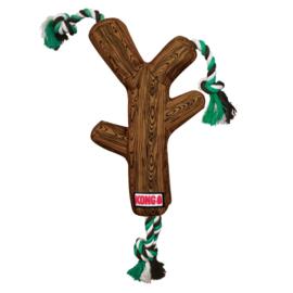 Kong Fetchstick met touw