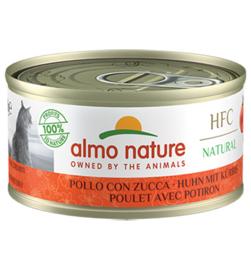Almo Nature HFC Kip met Pompoen (10 stuks)