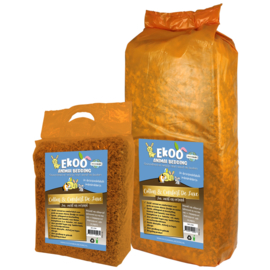 Ekoo Animal Bedding Cotton & Cotton De Luxe 40 ltr