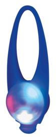 Hondenlampje TRIXIE Flasher blauw