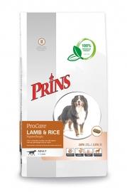 Prins Procare Lam/Rijst Hypoallergeen 15 kg.