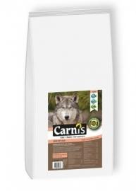 Carnis brok geperst zalm 5 kg.