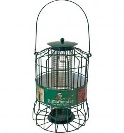 Pindasilo beschermkooi voor kleine vogels
