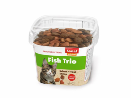 Sanal Fish Trio (3 stuks)