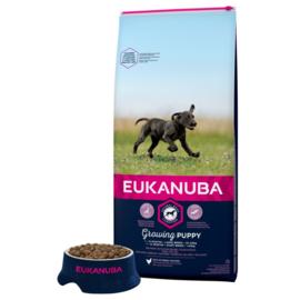Eukanuba Puppy Large 12 kg.