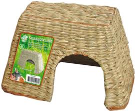 Knaagdierhut gras