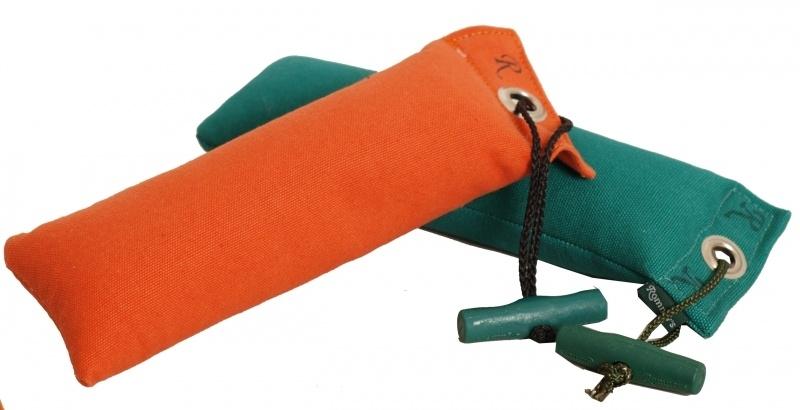Romney's canvas dummy groen 250 gram.