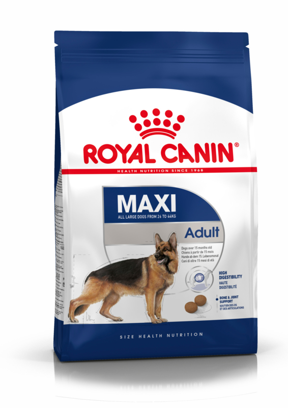 Royal Canin Maxi Adult 4 kg.