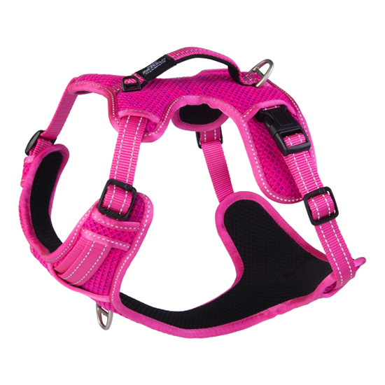 Rogz 4 Dogz Explore Harness Roze