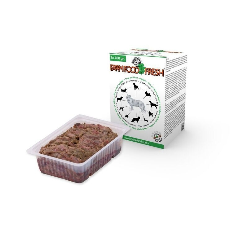 Farm Food Fresh Pens & Hart 2x400 gram