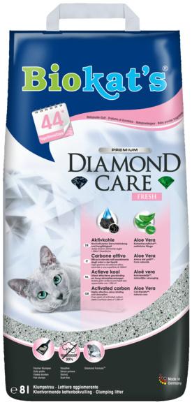 Biokat's Diamond Care Fresh 8 ltr.