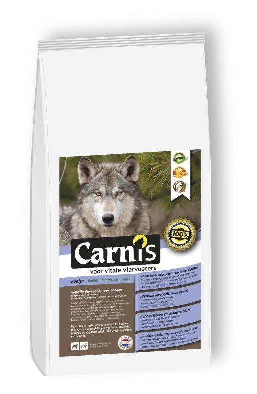 Carnis brok geperst konijn 15 kg.
