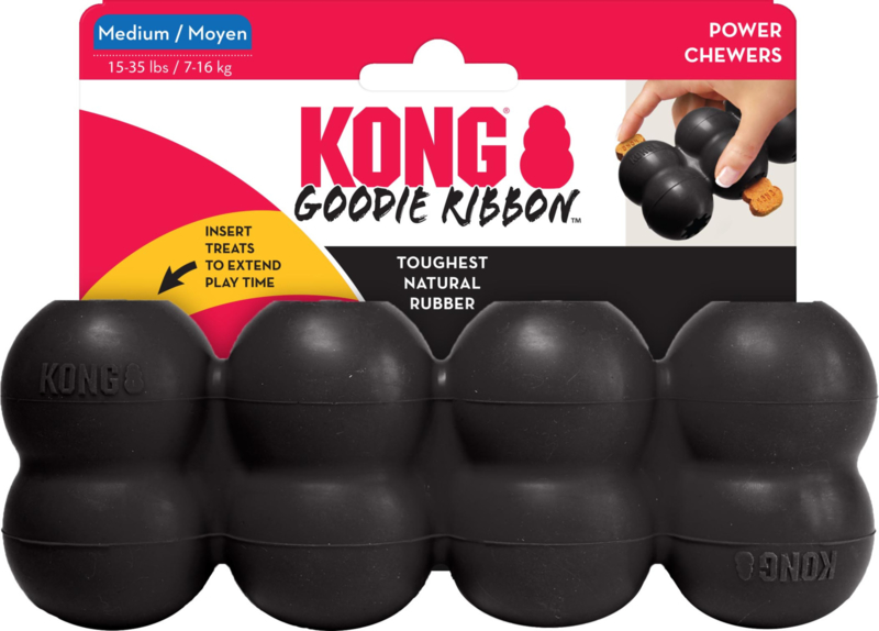 KONG Goodie Ribbon Extreme  Medium