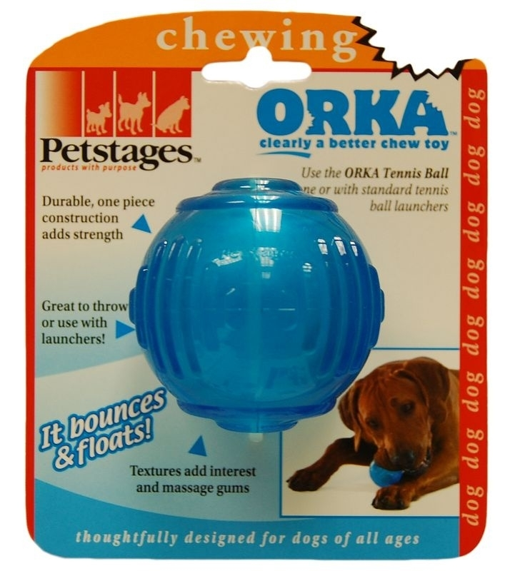 PetStages Orka Tennisbal
